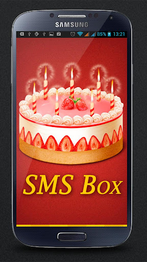 Sms Box Happy Birthday