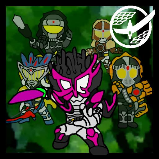鎧武 Fight! Armored Rider LOGO-APP點子
