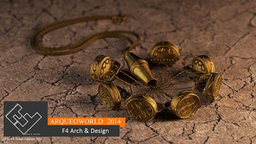 【免費教育App】F4-Arqueoworld 2014-APP點子