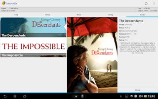 Screenshot of SabdroidEx