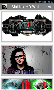 Skrillex HD Wallpapers - screenshot thumbnail