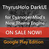DarkUI Thyrusholo Theme CM11
