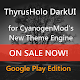 DarkUI Thyrusholo Theme CM11 v6.8