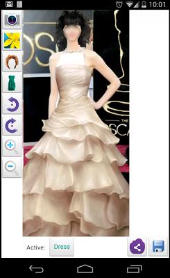 Modelist - Dress yourself up - screenshot