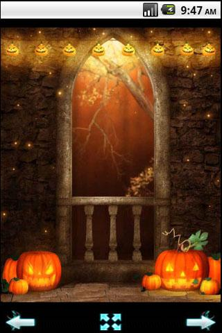 Halloween Pumpkin HD - screenshot