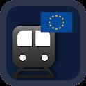 EURAIL MAP+ icon