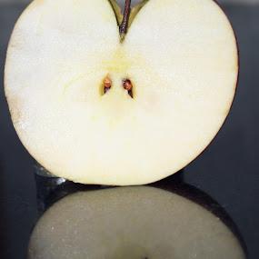 Apple by Sowmya Beena - Food & Drink Fruits & Vegetables