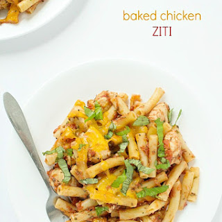 Baked Chicken Ziti
