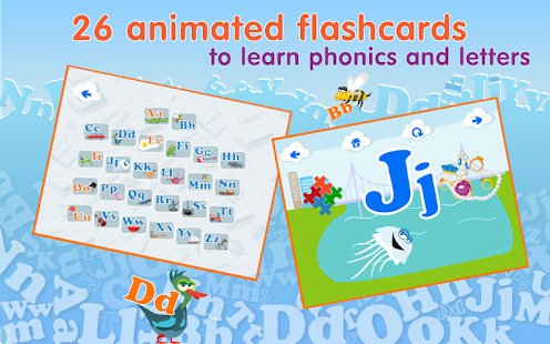 Montessori Alphabet Phonics