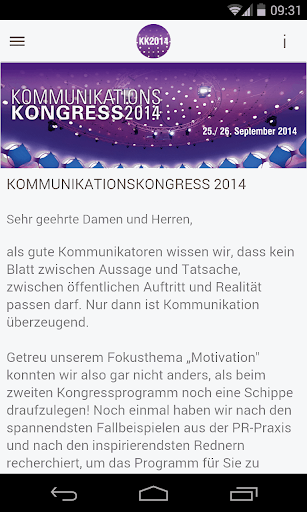 Kommunikationskongress