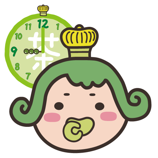 生活のチャチャ王国のおうじちゃま時計 LOGO-HotApp4Game