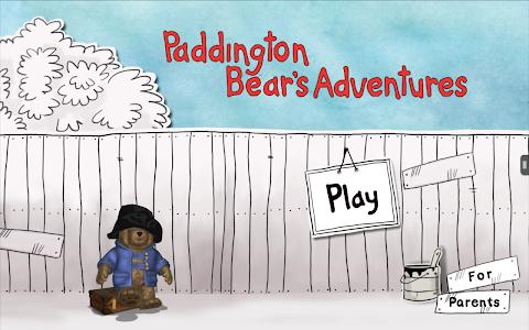 Paddington Bear's Adventures v1.0
