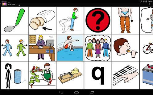 Extrêmement Pictogrammes pour l'Autisme – Applications Android sur Google Play OK52