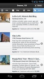MyApartmentMap Apartments Tool - screenshot thumbnail