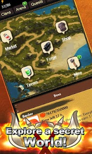 Blood & Honor - Glory War RPG- screenshot thumbnail