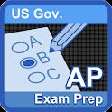 AP Exam Prep US Government icon