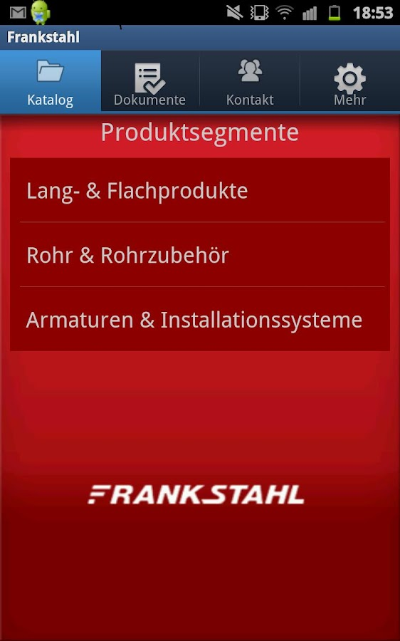 Frankstahl - screenshot