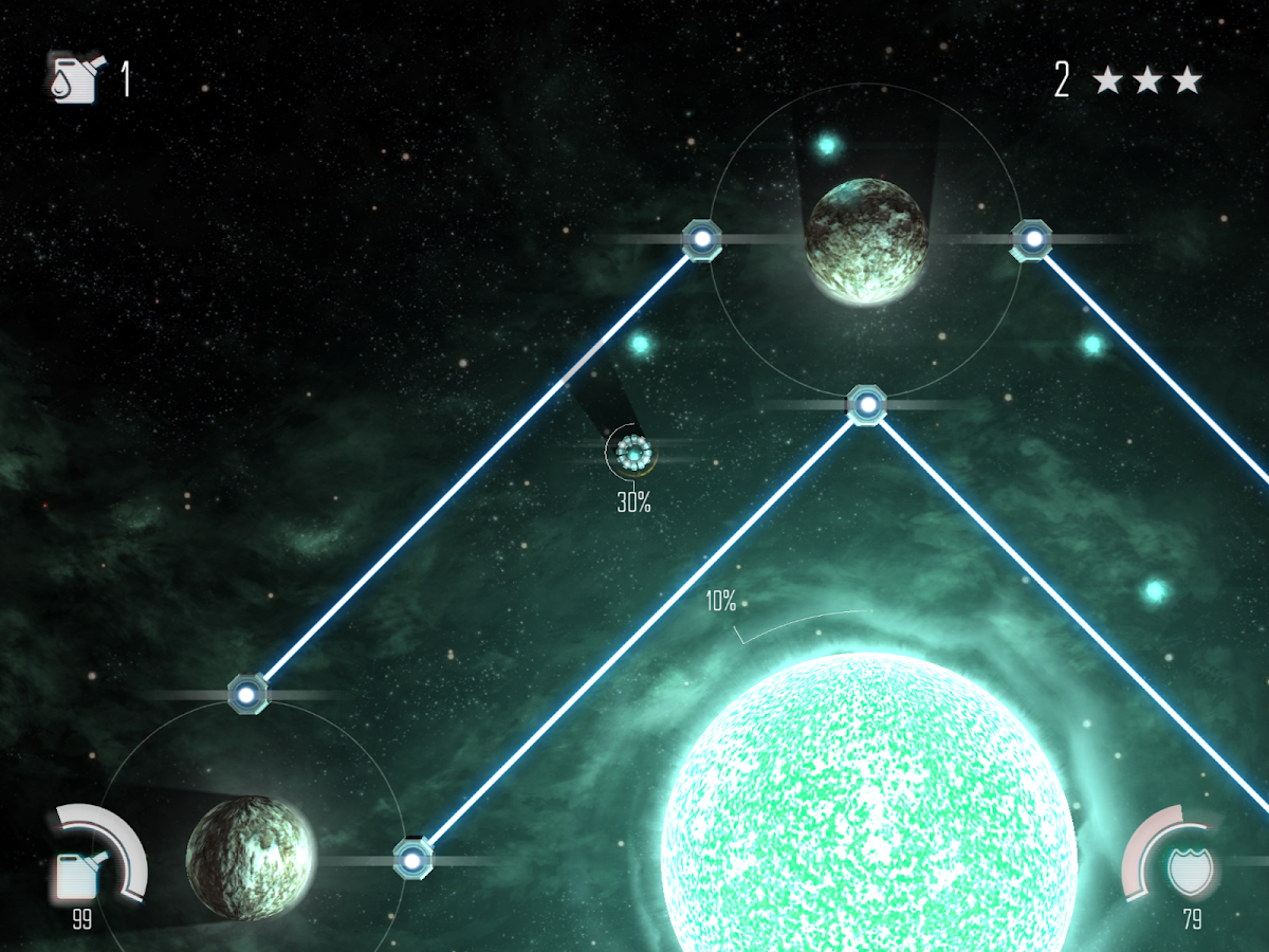 Solar Flux HD- screenshot