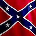 Rebel Flag LWP Free icon