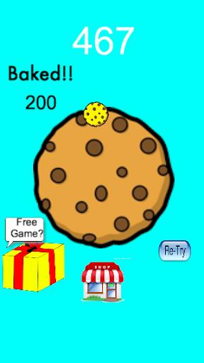Cookie maker jam clickers