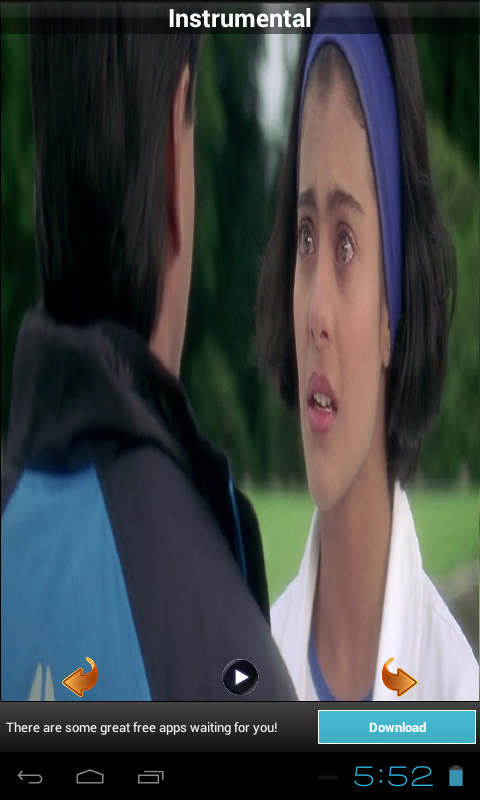 Kuch Kuch Hota Hai Relived!! - screenshot