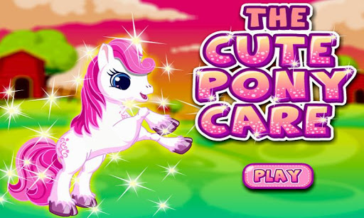 Cute Princess Pony Care
