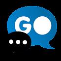 GO SMS BBM THEME icon