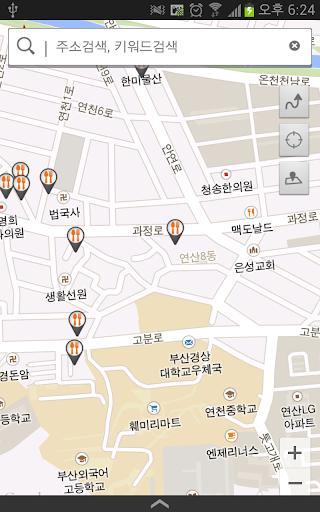 핫 플레이스 Yogi 요기 -전국 맛집 장소 위치 검색