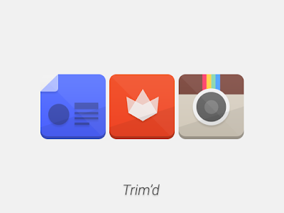 Trim'd Icon Pack v1.2