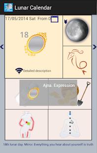 Lunar Calendar - náhled