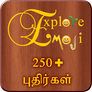 Explore Emoji – Tamil for PC and MAC