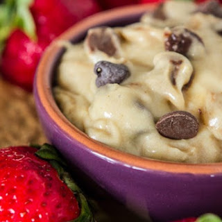 Healthy Chocolate Chip Cookie Pota'Dough Dip