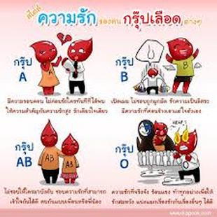 玩社交App|กรุ๊ปเลือด ทายนิสัย免費|APP試玩