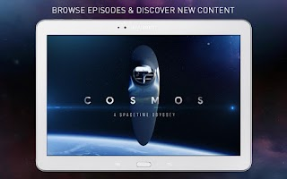 Screenshot of COSMOS: A Spacetime Odyssey