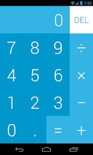 FlatCalc Scientific Calculator - screenshot thumbnail