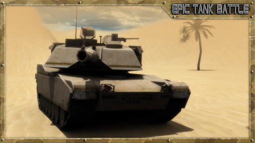 Epic Tank Battle