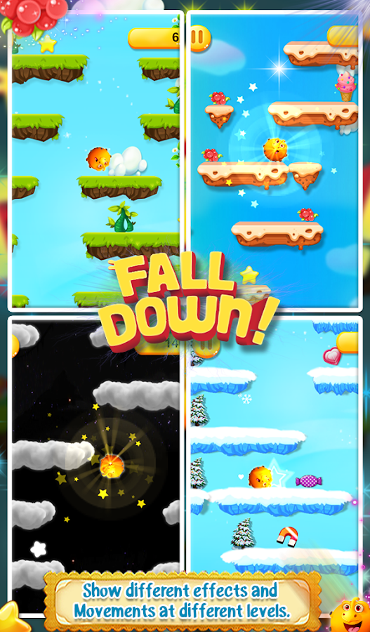 Fall Down- screenshot