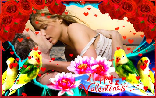 愛のフレームバレンタイン特別