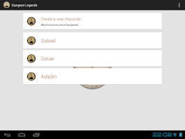 Screenshot of Dungeon Legends