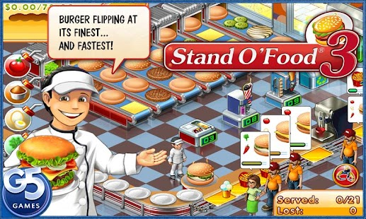 Stand O'Food® 3 - screenshot thumbnail