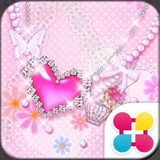 Cute Theme-Dreamy Flowers- Icon