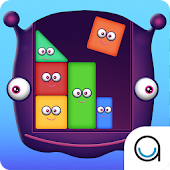 Monster's Shape Puzzles FREE