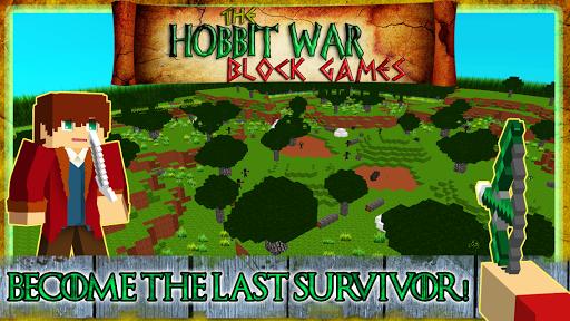 The Hobbit war block games