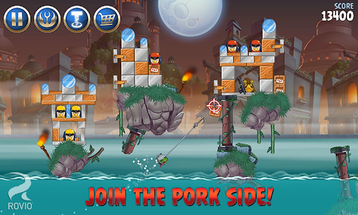 Angry Birds Star Wars II Free - screenshot thumbnail