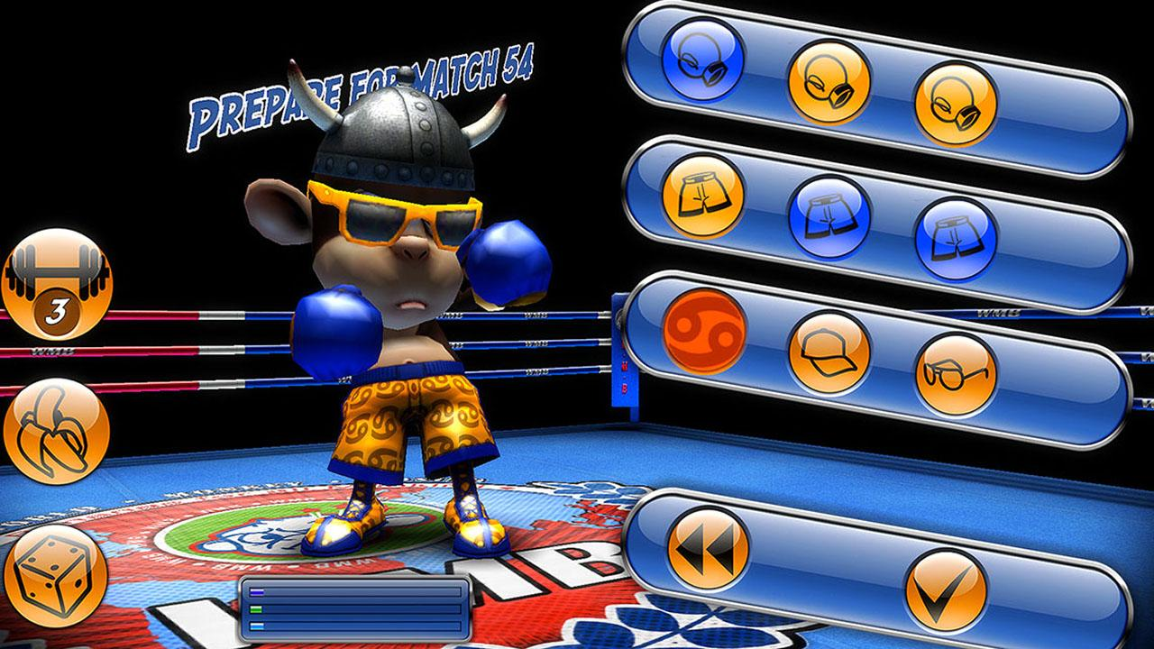 Monkey Boxing - screenshot