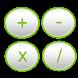 Basic Calculator Green Free