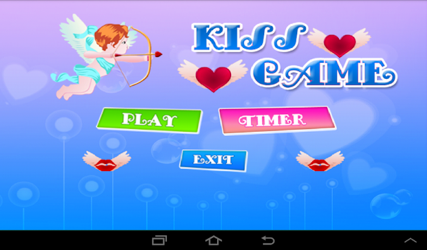 Kiss Game Love Game apk screenshot