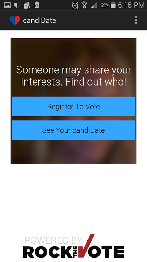 candiDate - Free Dating App- screenshot
