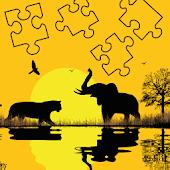Africa Puzzles