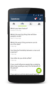 Ask.fm - Social Q&A Network - screenshot thumbnail